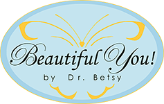 Beautiful You! by Dr. Betsy Logo